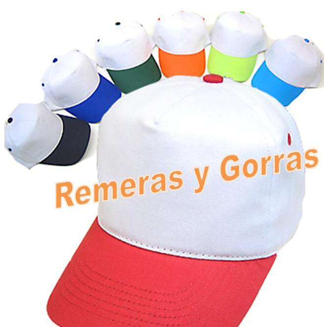Remeras y Gorras 5cd12623229