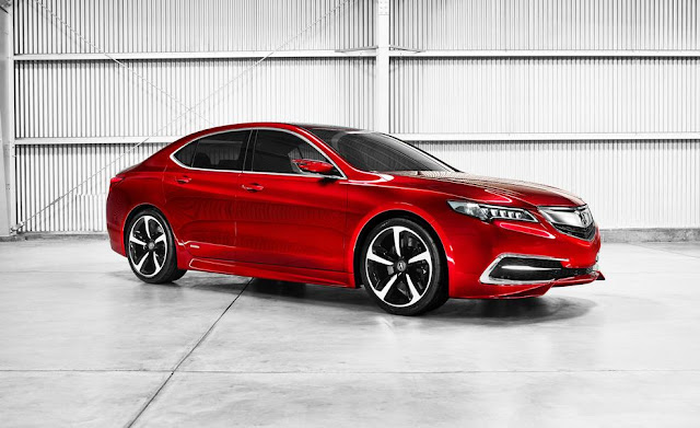 2017 Acura TLX Type S Release Date