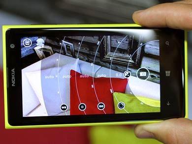 Yang baru di Nokia Lumia 620 update Black