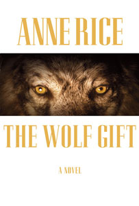 Portada original de El don del lobo, de Anne Rice