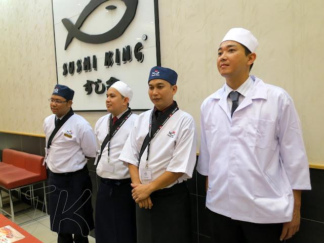 Sushi King Johor