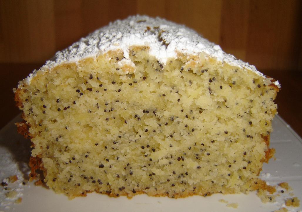 Kuchen vegan zitrone