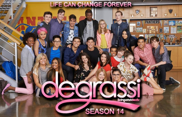 POLL : What did you think of Degrassi: The Next Generation - Series Finale?