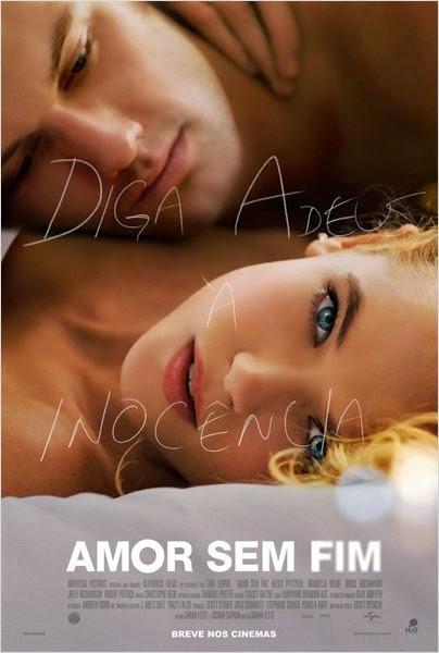 """Poster do filme """"Amor Sem Fim"""""""