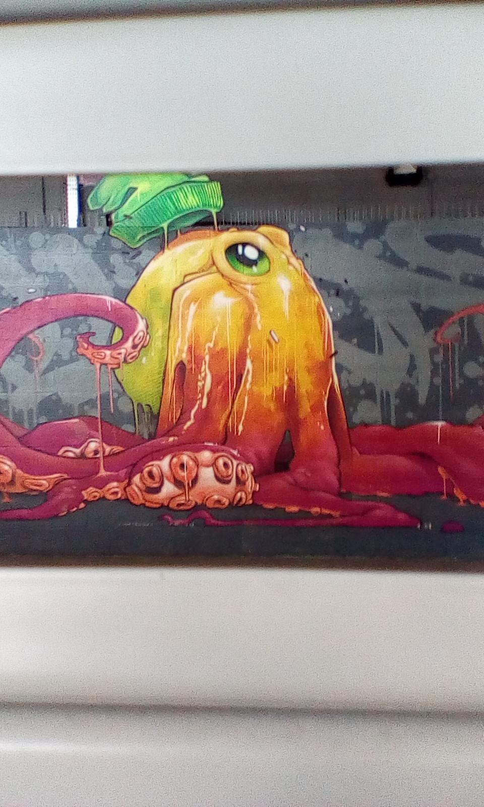 Grafity mear Austerlitz