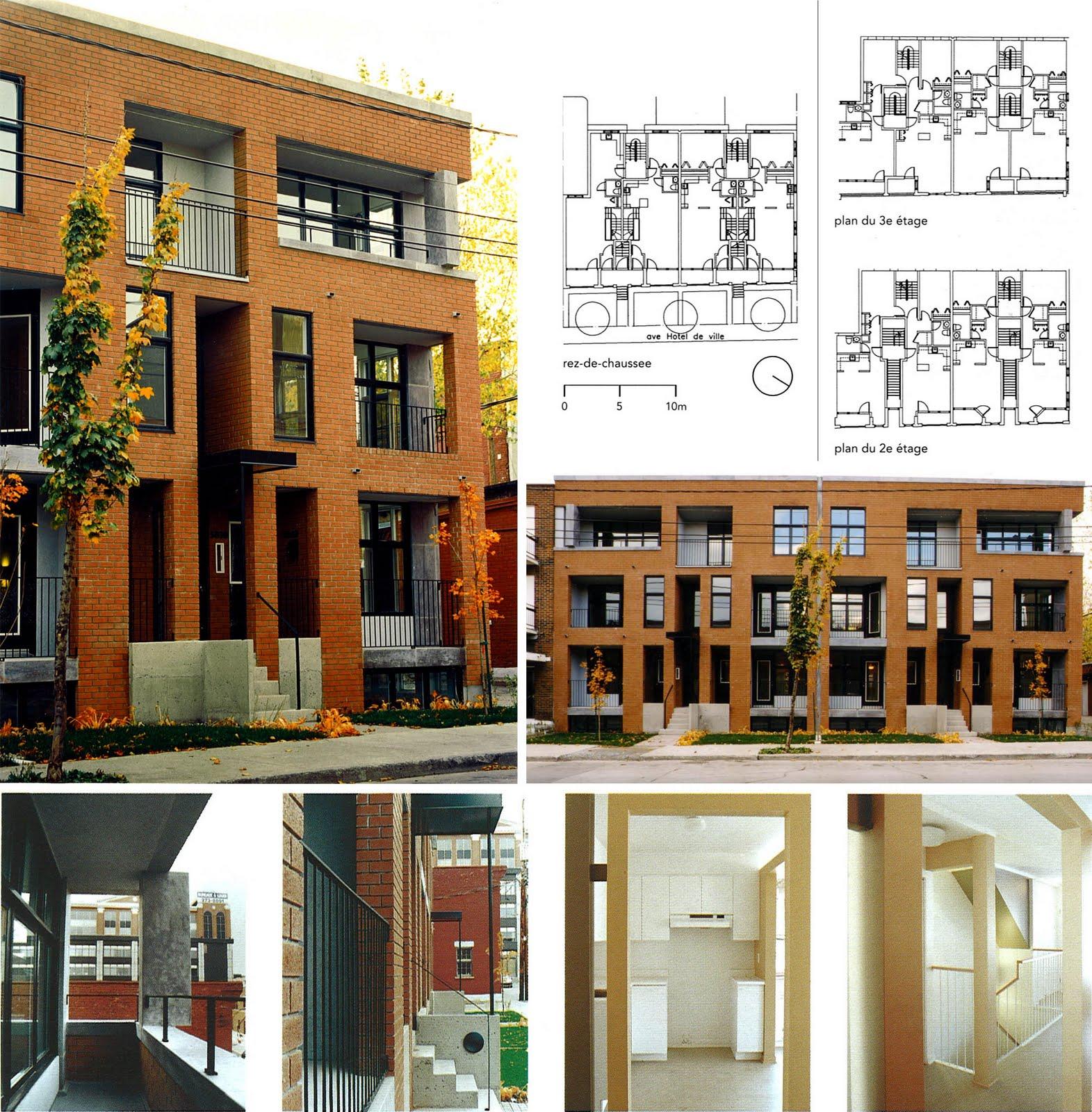 Ideas For Brick Architecture: Hotel De Ville Apartments