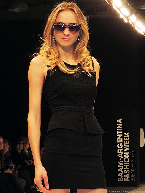 Markova vestidos verano 2014. Moda verano 2014.