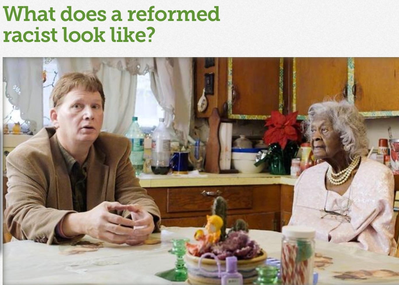 CLICK THE PHOTO TO WATCH! What Does A Reformed Racist Look Like?