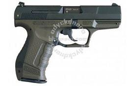 pistol semi-otomatis Walther-P99