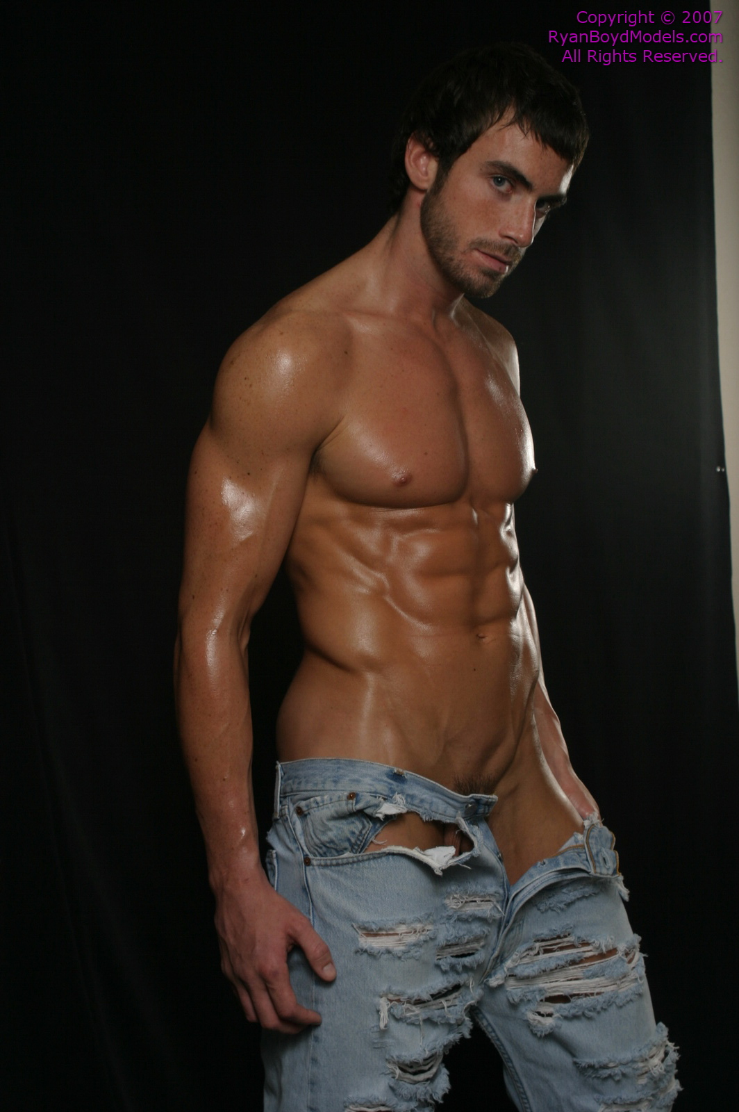 from Corey torn jeans gay