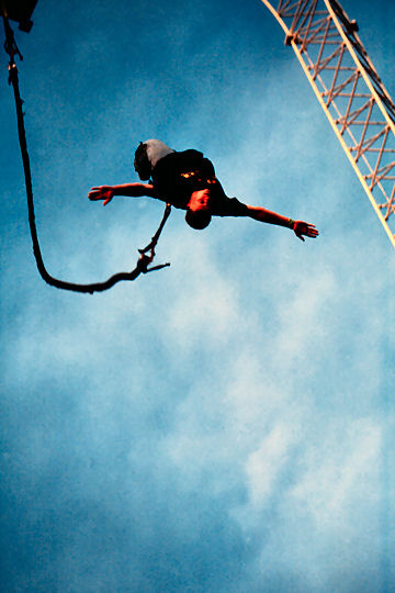 helicopter bungee jump with Bungee Jumping on Stratosphere Las Vegas additionally 2 additionally David Spade Cnn Heroes An All Star Tribute 04 further Top 10 Best Bungee Jumping Locations In The World likewise Bungy Bungee Jumping In Hemja Pokhara Nepal.