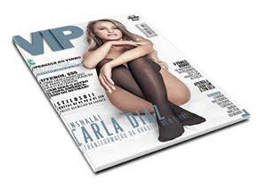 Carla Diaz (Scans) – Revista Vip – Julho 2011