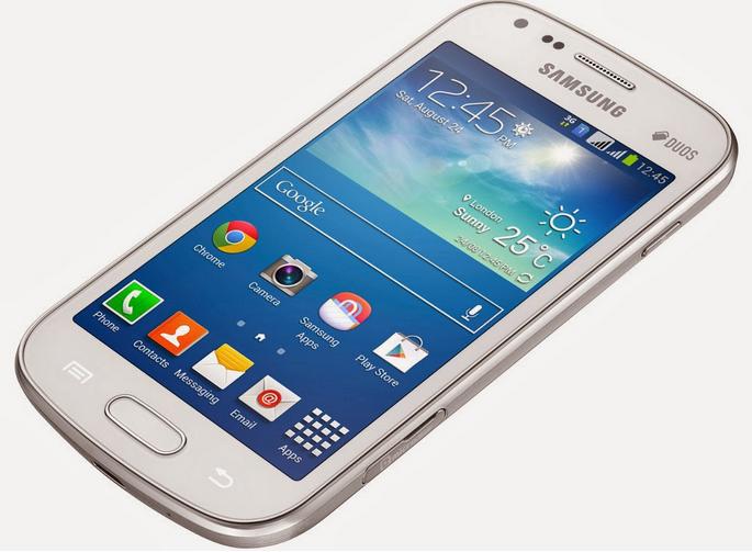 Cara Flashing Samsung Galaxy Core Duos I8262