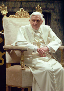 His Holiness Pope Emeritus Benedict XVI