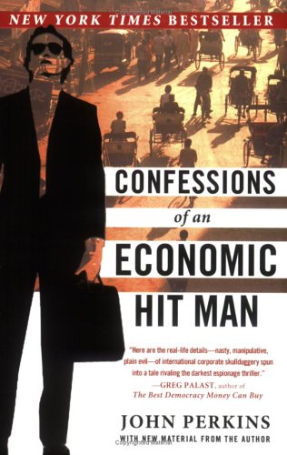 confessions of an economic hitman essay This free english literature essay on essay: confessions of an economic hit man by john perkins is perfect for english literature students to use as an example.