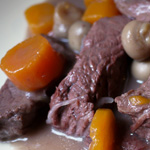 Boeuf bourguignon facile