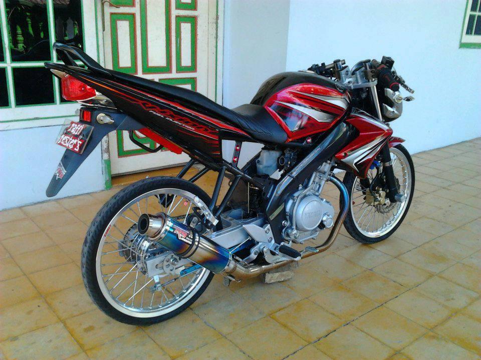 kumpulan modifikasi motor vixion 2012