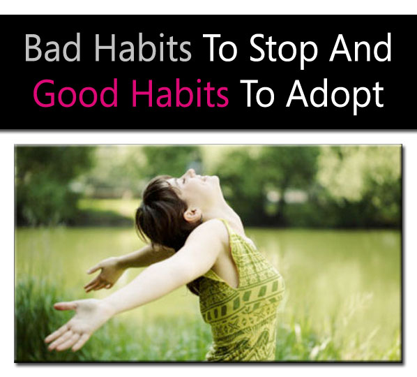 Good Habits for Muslim …