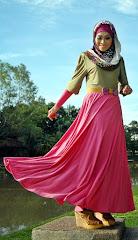 HASNA Maxi Dress