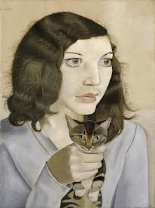 ART: Lucien Freud's coded messages, by Catherine Beaumont