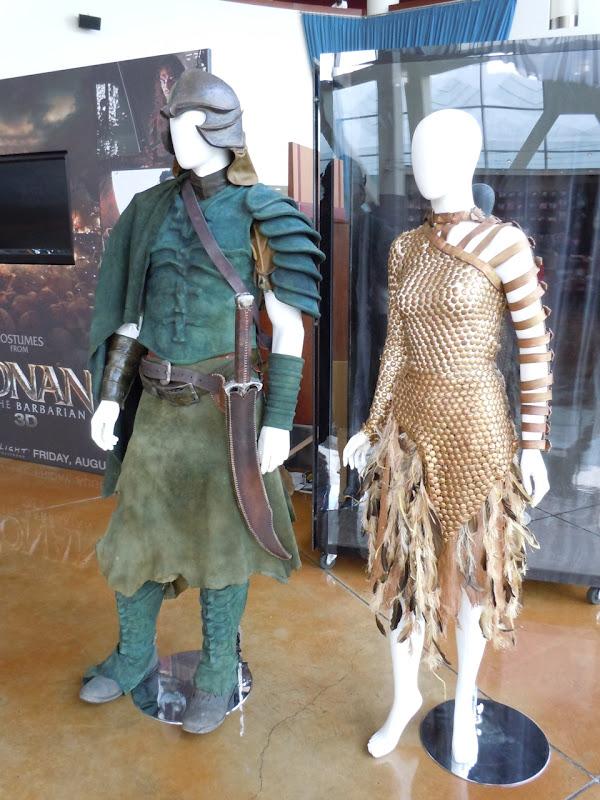 Conan the Barbarian villain movie costumes