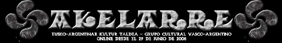 AKELARRE Eusko-Argentinar Kultur Taldea