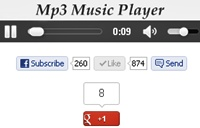 How To Add Mp3 Music Player In Blogger Blog