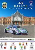 43º Rally Costa de Almeria
