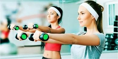 Menggunakan Alat Fitness Yang Benar