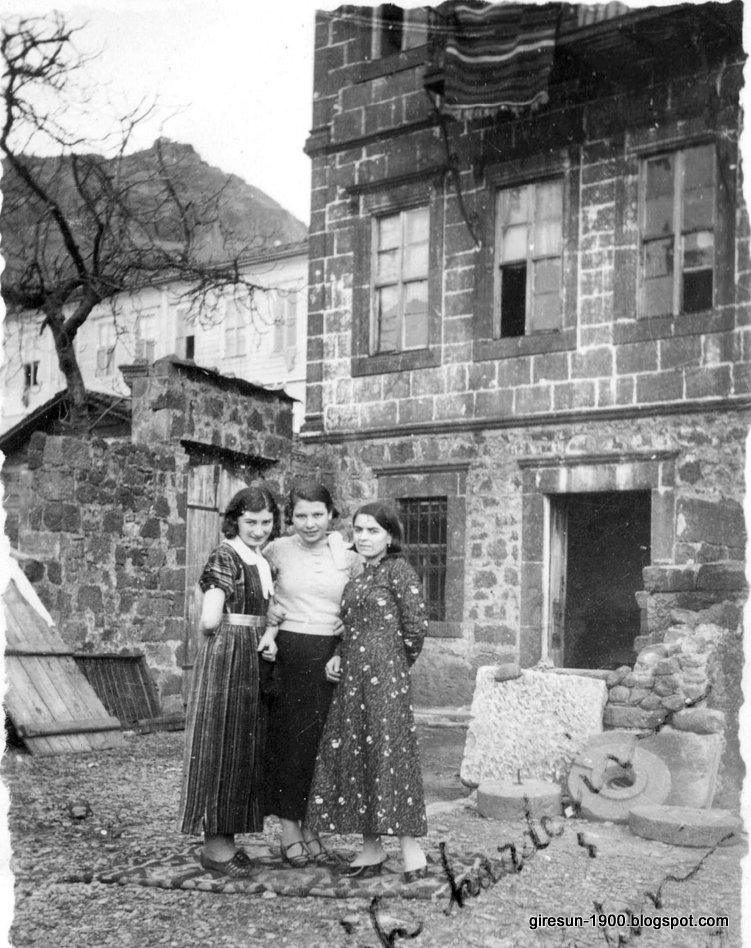 Black Sea Ladies c. 1937
