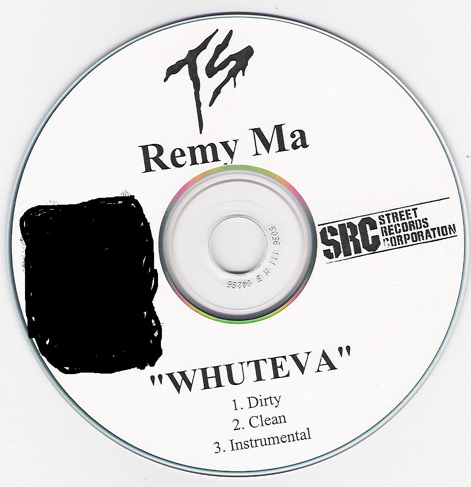 Remy Ma – Whuteva (CDS) (2005) (VBR)