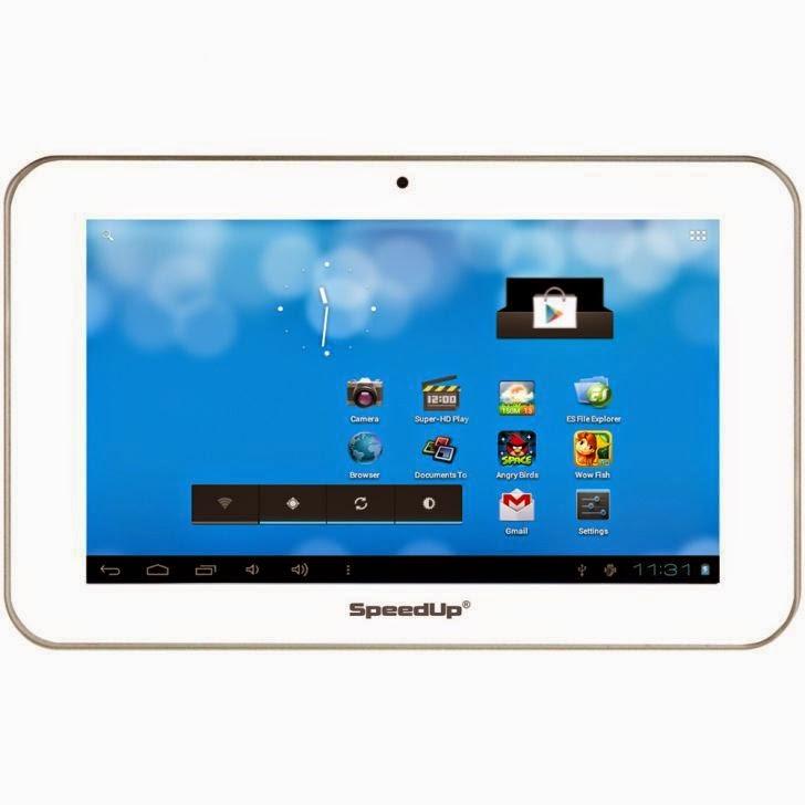 Spesifikasi dan Harga Speedup Slim | Tablet Murah 900 Ribuan Edisi Liburan