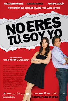no eres tu soy yo 6359 No eres tu Soy Yo (2010) Español Latino DVDRip