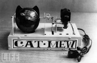 Cat-Mew Machine