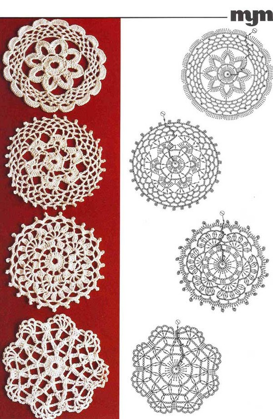 RubyRed Eclectic: Free Patterns and Diagrams