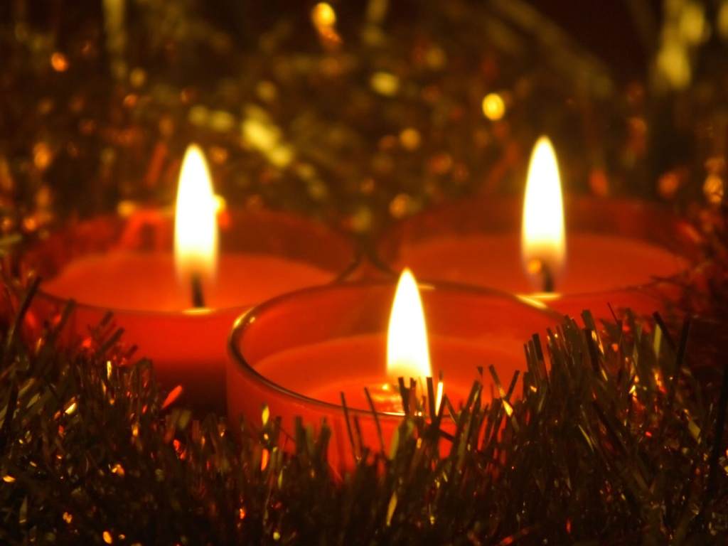 Wallpapers download christmas candle wallpapers pc wallpapers