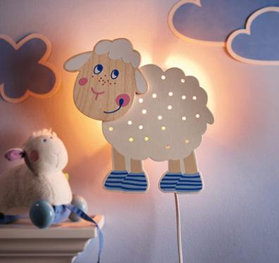 Premam s y beb s decoidea ilumina la habitaci n de tu beb - Lamparas de techo para ninas ...