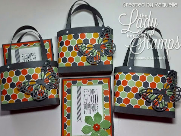 Little Totes for your Cards