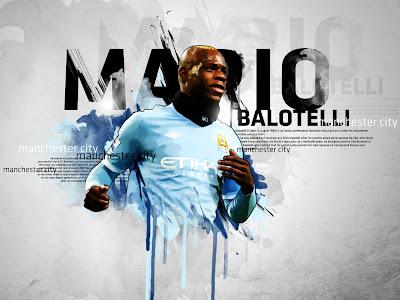 Mario Balotelli Wallpaper - Manchester City Wallpapers