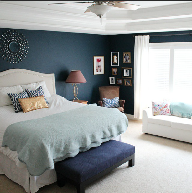 15 Beautifully Decorated Real Life Bedrooms - Love Your Abode