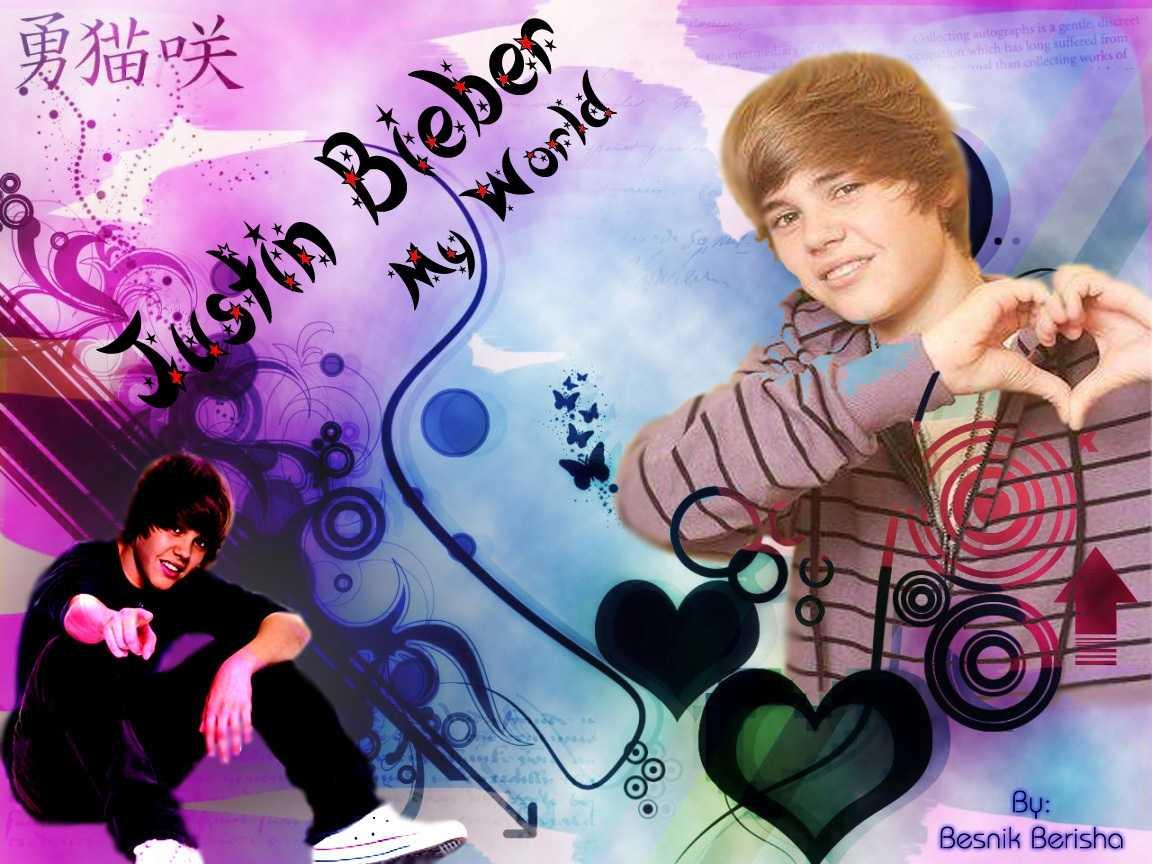 I Love You Justin Bieber Wallpaper : Aleda costa: Justin Bieber HD Wallpapers 2012