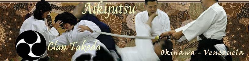 Aikijutsu Clan Takeda Okinawa Venezuela