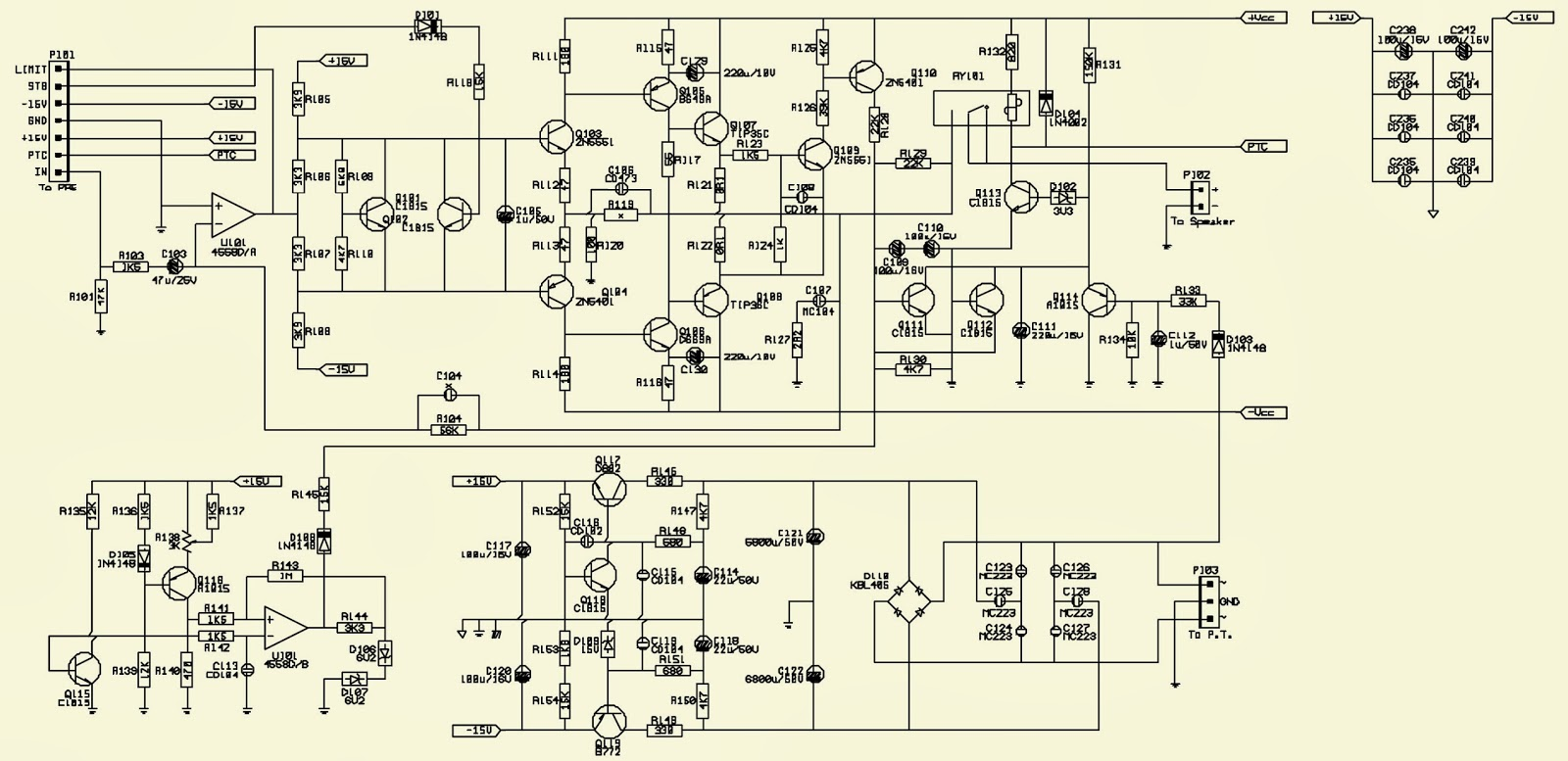 Diagram Jbl Sub 135s Cinema Propack 600 And Amp Subwoofer Part 1 Alpine Mrp F250 4 Channel Wiring Schematic Circuit Electro Help