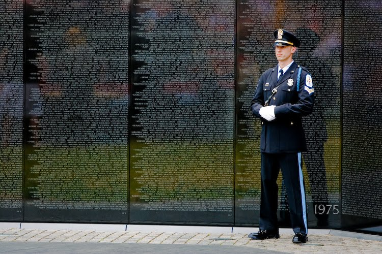 vietnam veterans memorial - Who Designed The Vietnam Wall