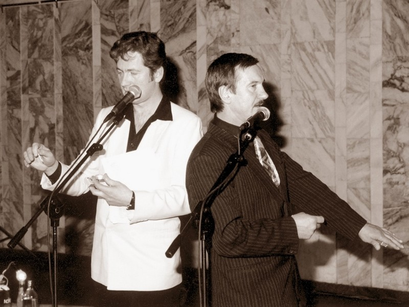 Fredis un Valdis Atāls - Bildes 1998. g.