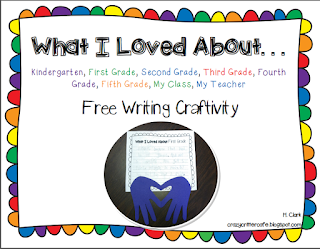 https://www.teacherspayteachers.com/Product/Beginning-or-End-of-the-Year-Writing-Craftivity-FREEBIE-What-I-Loved-About-1284840