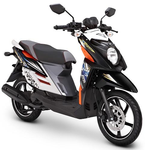 Foto Yamaha X-Ride