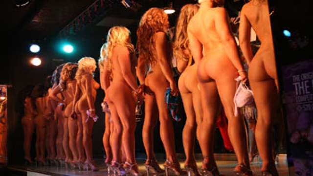 Miss Nude World Contest Naked