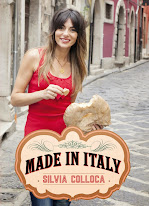 Silvia Colloca loves Pizzico Italiano