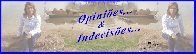 Opiniões & Indecisões